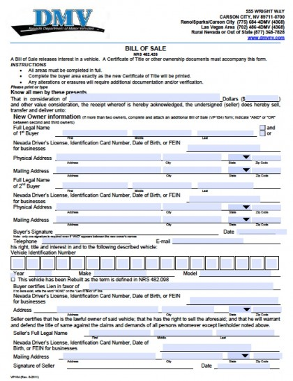 dmv bill of sale nc akba greenw co