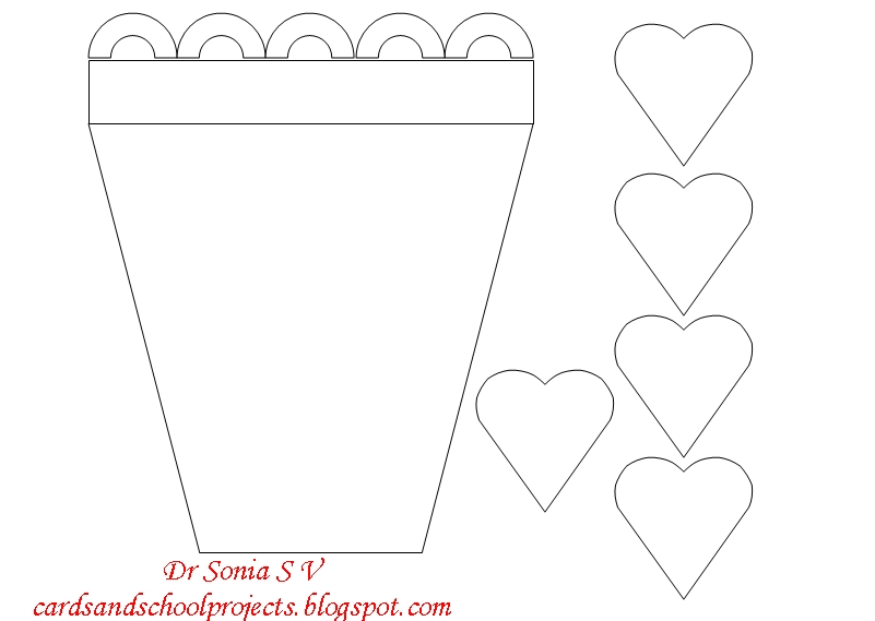 flower pot template