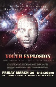flyer template word youth explosion