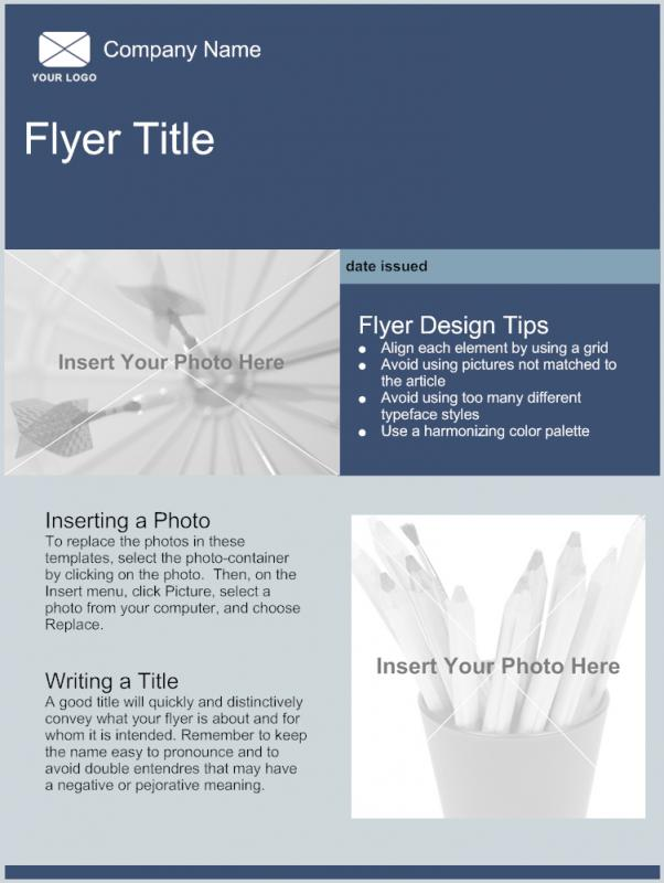 flyer templates free