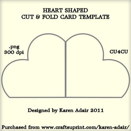 foldable card templates