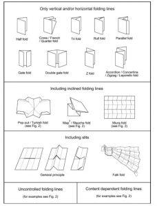 foldable card templates foldingtechniques
