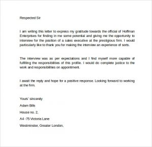 follow up email after interview template interview follow up letter template