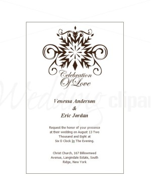 formal invitation template