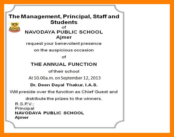 formal invitation templates