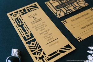 formal invitations template greaty gatsby wedding invite
