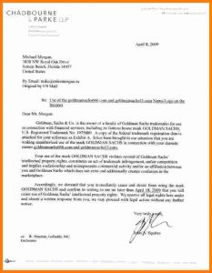 formal lab report template legal demand letter example chad parke demand to gs