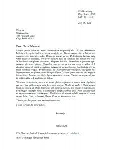 formal letter heading formal letter format us curriculum vitae sample for students