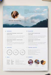 Format For A Resume Cv Resume Portfolio  Resume Portfolio