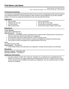 format for resume resume templates simple