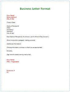 format of business letter adadeadeffbd business letter format example sample of business letter