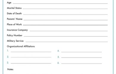 free basic resume templates funeral planning checklist and forms
