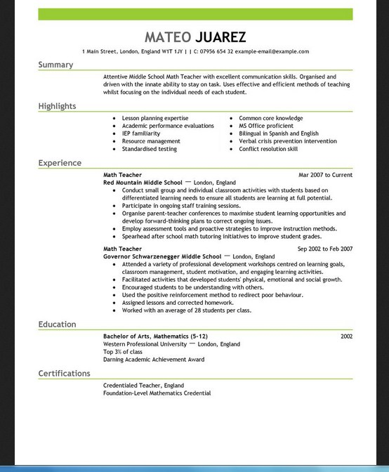 Free Blank Resume Templates For Microsoft Word Template