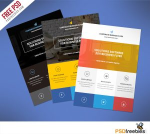 free brochure template downloads business brochure templates psd free download