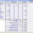 free building estimate format in excel cost estimation construction worksheets