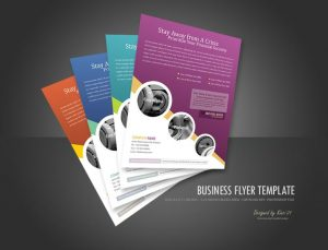 free business flyer templates preview business flyer template