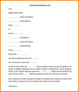 free car bill of sale blank employment verification letter free printable employment verification letter template