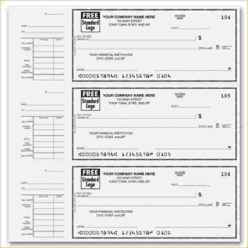 Free Check Stub Template Printables Template Business - Free pay stub forms