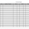 free checkbook register checkbook register template