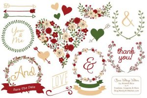 free christmas templates for word christmasvintageweddingflorals package