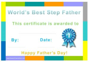 free classroom newsletter templates best stepdad award