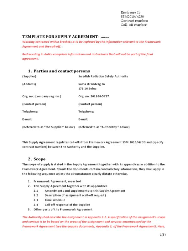 Free Construction Contract Template  Construction Contract Template