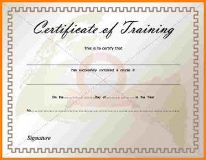free diploma templates training certificate template free download free printable training certificate templates