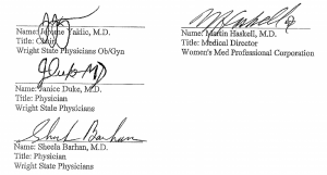 free doctors note wsp signatures july