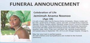 free editable funeral program template jemima