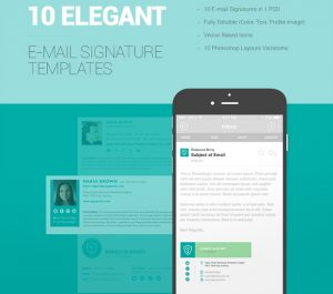 free email signature templates free email signature templates
