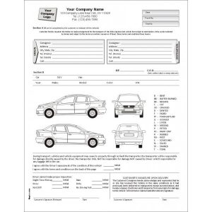 free estimate template pdf vehicle condition report