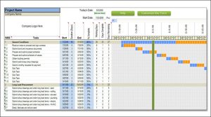 free excel construction templates construction schedule template free word excel pdf format