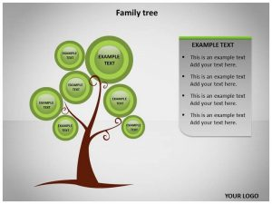 free family tree templates tree template for powerpoint family tree template powerpoint template design
