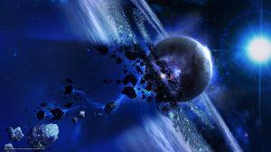 free fantasy art meteors kosmos d art x www gde fon com
