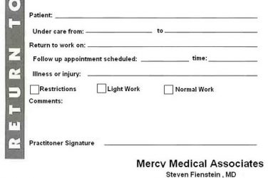 free fill in the blank doctors note blank printable doctors notes