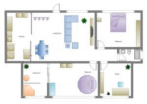 free floor plan template simple home floor