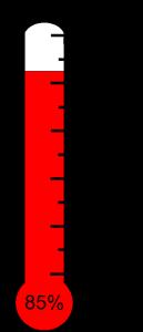 free fundraising thermometer kijdrlkiq