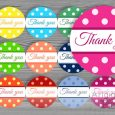 free gift tag templates printable round labe homemade gift