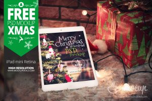 free holiday flyer templates free ipad mockup xmas