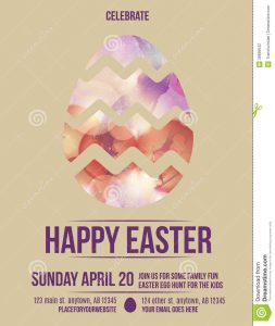 free holiday invite templates beautiful easter egg flyer invitation minimalistic template design