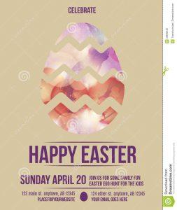 free holiday invite templates beautiful easter egg flyer invitation minimalistic template design