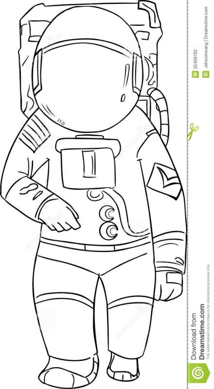 Attractive Astronaut Template Pictures - Example Resume Ideas ...