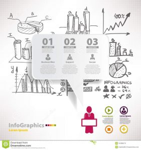 free id badge template modern infographic template business design sketch diagrams graphics