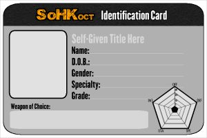 free id card template free id card psd template