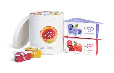 free menu design templates ugo yogurt packaging design