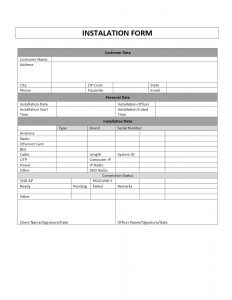 free menu templates for word instalation form