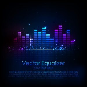 free music background vector music background