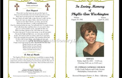 free obituary program template download free funeral program template rxgtyihf