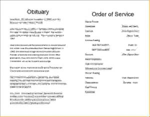 free obituary program template download obituary template free funeralmemorialprogram
