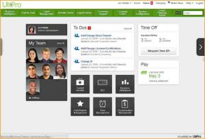 free payroll templates ultipro employee login dashboard